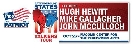 Newstalk1400 Battleground States Talkers Tour -...