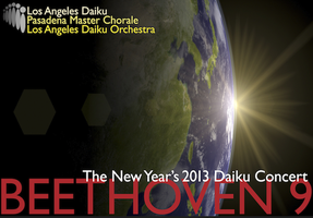 Beethoven Symphony No. 9 (New Year's Daiku) - 2013
