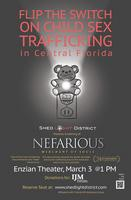 Shed Light District Launch and Nefarious Screening -...