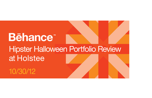 Behance Portfolio Review at Holstee