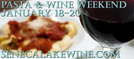 PW_LAM, Pasta & Wine 2013, Start at Lamoreaux