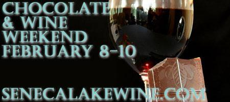 CW_CLR, Chocolate & Wine 2013, Start at Chateau...