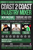 Coast 2 Coast Music Industry Mixer | New Orleans...