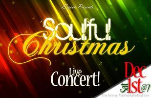 iExpect Presents:    The Annual Soulful Christmas...