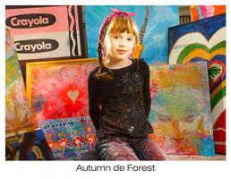 Child Prodigy: A diverse collection of artwork by...