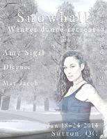 Snowball ! A winter dance retreat with Amy Sigil,...
