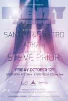 SP Presents: Frenzy Afterhours at Avalon ft. Santos &...