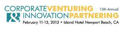 Corporate Venturing & Innovation Partnering Conference