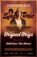 MIGUEL MIGS | Soul & Tonic @ King King