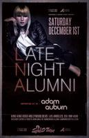 LATE NIGHT ALUMNI (live) | Soul & Tonic @ King King