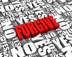 The Power of Forgiveness:  Challenges for Both...