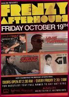 SP Presents: Frenzy Afterhours at Avalon ft. Steve...