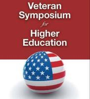 2013 Veteran Symposium for Higher Education...