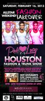 All-Star Takeover: Pink Lucy Fashion and Trunk Show