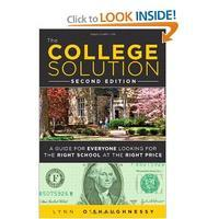 """The College Solution: Finding the School at the Right..."