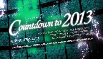 The Emerald Affair: New Year's Eve 2013