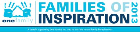 One Family, Inc.'s Families of Inspiration
