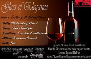 Glass of Elegance 2012