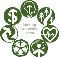 Downtown Greenville Walking Tour