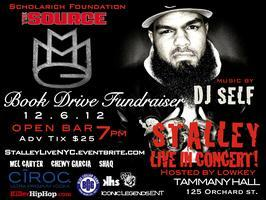 Scholarich x The Source Presents: Stalley Live in...