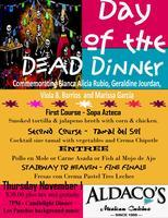 Day of the Dead Dinner - Celebration of life, food &...