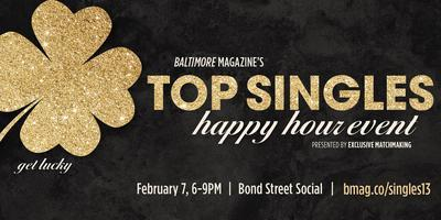 Baltimore magazine's Top Singles Happy Hour Event