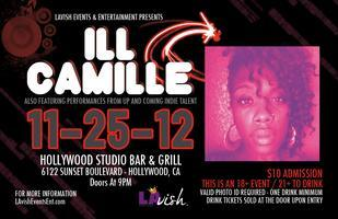 ILL CAMILLE Live @ the Hollywood Studio Bar & Grill
