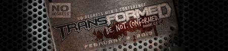 NO REGRETS 2013 Men's Conference - The Totah Theater,...