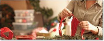 Ladies' Night Do-It-Herself Workshop - Holiday Decor