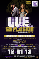 Que Years Eve Explosion