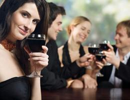 Wine Tasting Singles Mixer (Unlimited Tastings)