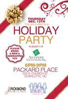 Parties With a Cause & Rickmond Media Holiday Party:...