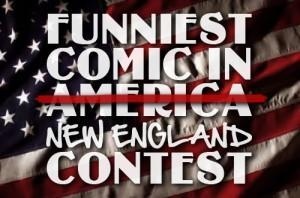 Funnest Comic In New England Contest Audition - Billy...