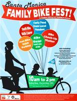 Volunteer - Santa Monica Family Bike Fest - Dec. 8