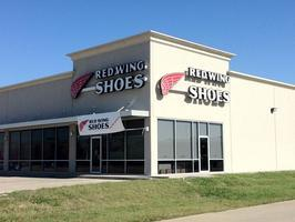 Red Wing Shoe Store Grand Opening