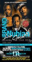 NATURAL LIFE ENTERTAINMENT PRESENTS BRAND NUBIAN LIVE