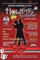 Holiday Soiree...A Fundraiser benefitting the Students...