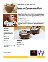 Cocoa and Conversation Networking Affair