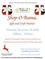 Shop-O-Rama Gift and Craft Market