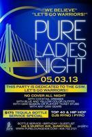 Ladies Night Fridays