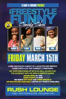 The Freestyle Funny Comedy Show (Raleigh NC)