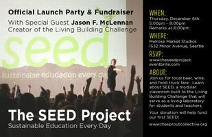 The SEED Project - Sustainable Education Every Day...