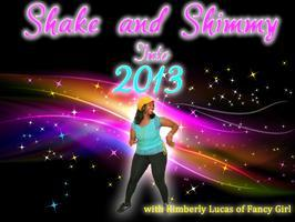 Glow in the Dark Zumba Pre New Year Eve Party