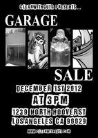 ClearWithGuts presents Garage Sale