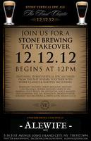 Stone Brewing Co - Vertical Epic - The Final Chapter @...