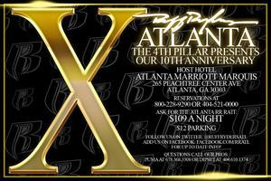 THE ATLANTA RUFF RYDERS PRESENTS:              The 4th...