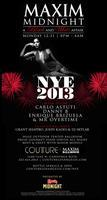 New Years Eve at Couture