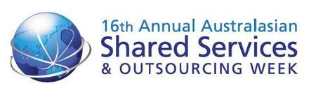 Shared Services & Outsourcing Week Australasia 2013