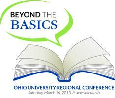 PRSSA PaRtners / Regional Conference: Beyond the Basics