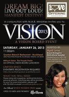 Vision 2013: A Vision Board Luncheon